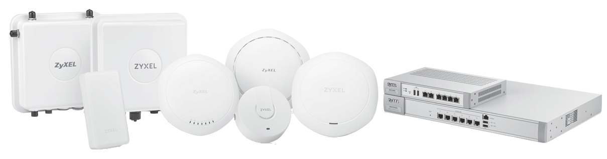 ZyXEL enterprise and business wi-fi
