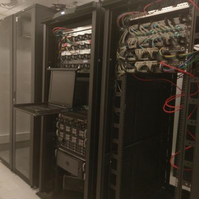 Server Room Build and Design